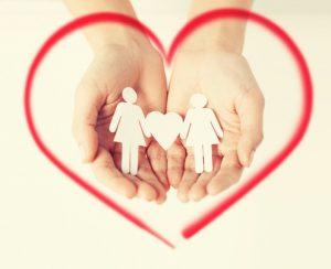 ljubezen in družina